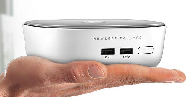 CES 2015: arrivano i nuovi HP Pavilion Mini e Stream Mini