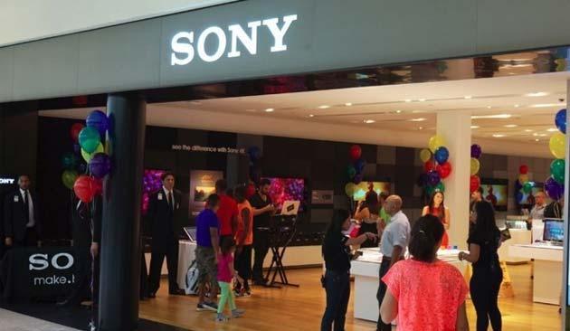 Sony chiude tutti i suoi punti vendita canadesi