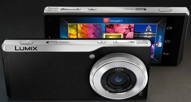 Panasonic, il cameraphone Lumix CM1 negli Stati Uniti entro fine anno