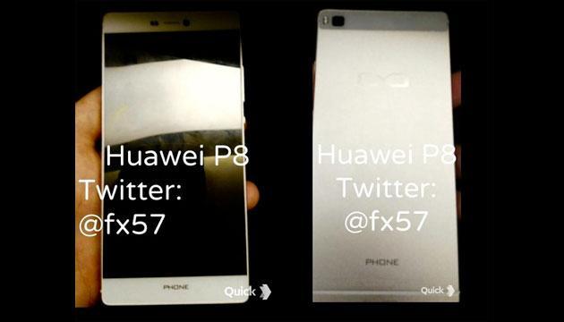 Huawei P8 ad Aprile, forse con batteria che dura 6 giorni