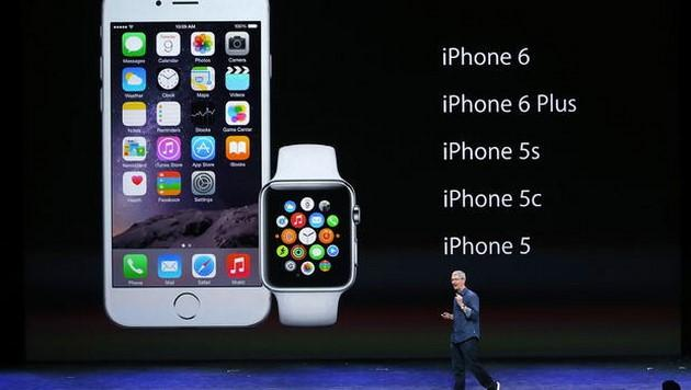 Apple Watch: le novita' software svelate da iOS 8.2