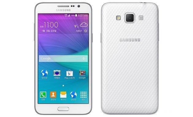 Samsung Galaxy Grand Max, nuovo SelfiePhone annunciato in Corea