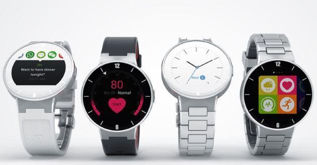 Alcatel Watch, lo Smartwatch a basso costo in arrivo al CES 2015
