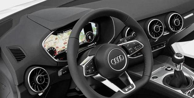 Audi Smart Display, il tablet Android da integrare in auto