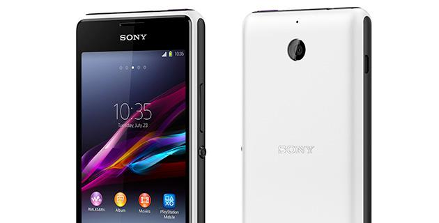Sony Xperia E1 in pre-ordine in Germania e UK