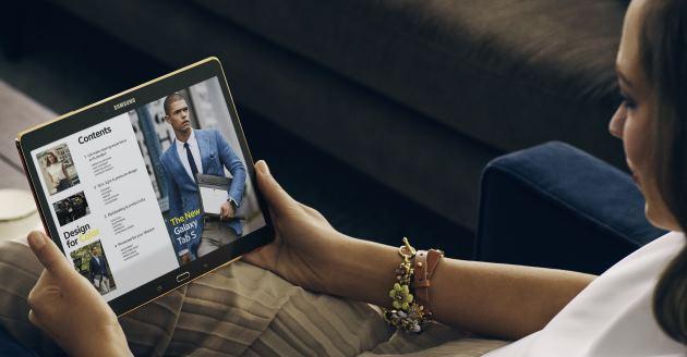 Samsung testa nuovo tablet da 7 pollici, il Galaxy Tab 5 7.0
