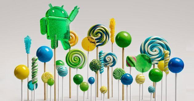 Android distribuzione a Dicembre 2014, Lollipop fatica a crescere