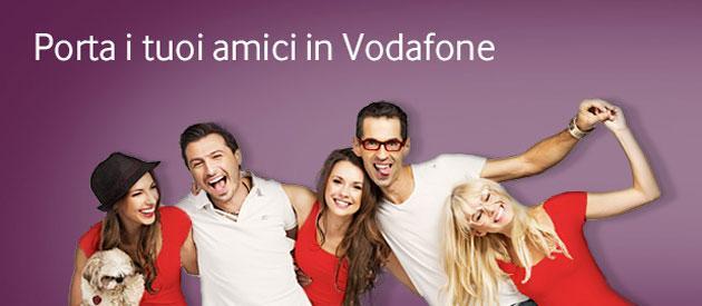 Vodafone porta un amico fino a 100 euro di ricarica omaggio - Vodafone porta un amico ...