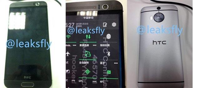 HTC One M9 Plus, foto e specifiche rivelate