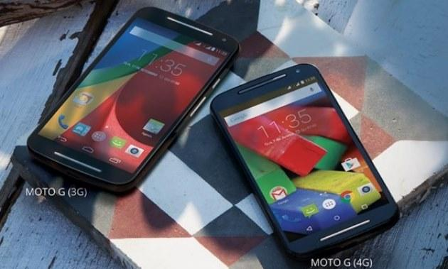 Motorola Moto G 2014 4G LTE ufficiale in Brasile