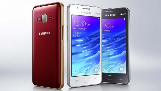 Samsung Z1 Tizen il primo smartphone Tizen OS