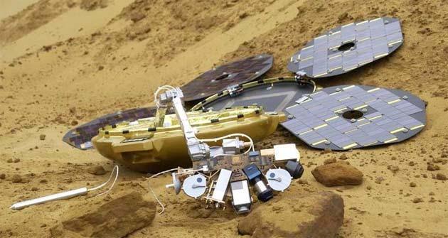 Marte, sonda Beagle 2 trovata dopo un Decennio