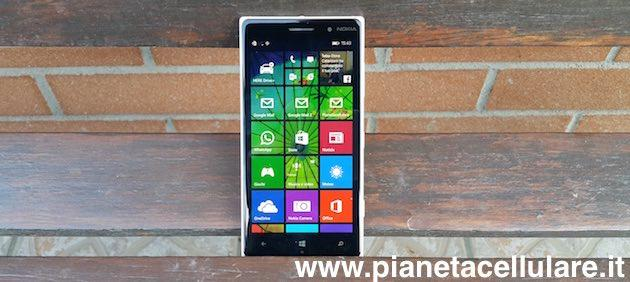 Nokia Lumia 830, Video Recensione Smartphone con Lumia Denim