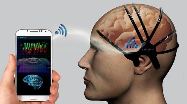Samsung lavora su dispositivo indossabile che capta Onde Cerebrali
