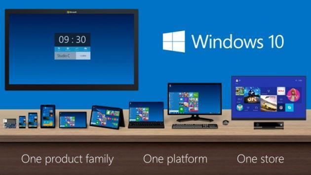 Windows 10 arriva con nuova taskbar, browser Spartan e Cortana