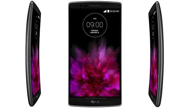 LG G Flex 2, un piccolo smartphone curvo Ultra potente