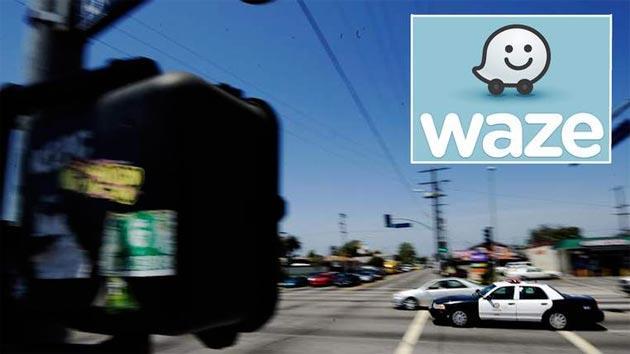 Polizia stradale contro Waze negli USA