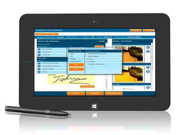 Motion CL920: nuovo tablet Windows 8 a prova di tutto