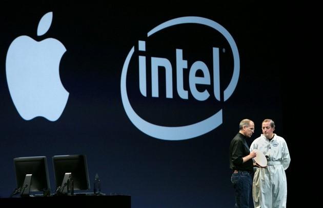 Apple: in futuro computer Mac senza CPU Intel