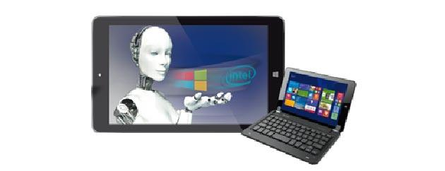 Jarvis 8.0i, nuovo Tablet Windows 8.1 da 170 Euro