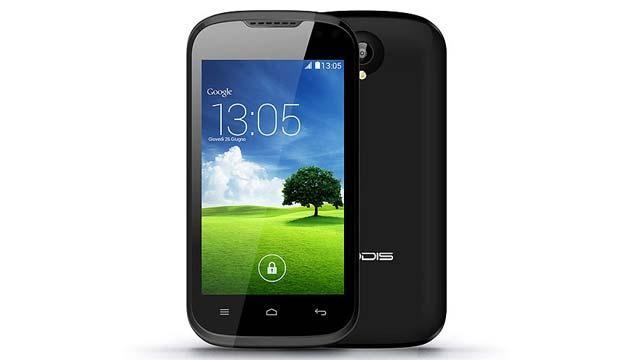 Nodis lancia ND-401: Dual Sim da 4 pollici, Android KitKat, CPU Dual core