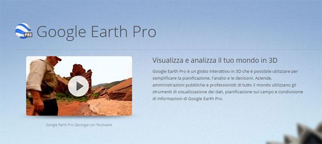 Google Earth Pro diventa gratuito: come scaricarlo