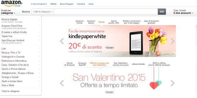 San Valentino 2015, Idee Regalo da Amazon