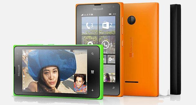 Microsoft Lumia 435 in Italia a 89 euro da Febbraio