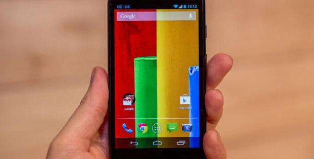 Motorola ha spedito oltre 10 milioni di telefoni nel Q4 2014