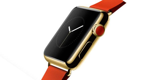 Apple Watch a 18 carati in cassaforte negli Apple Store