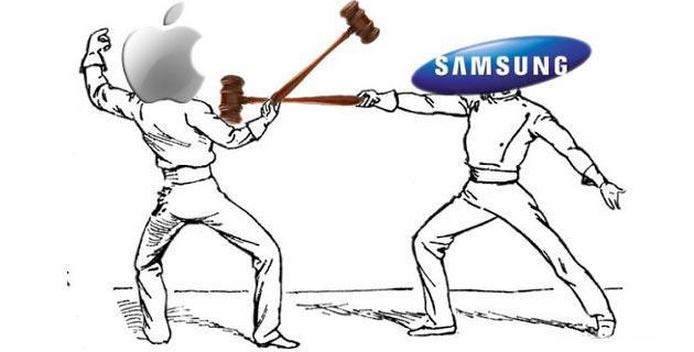 Apple vs Samsung: Corte USA vieta vendita di alcuni smartphone Samsung