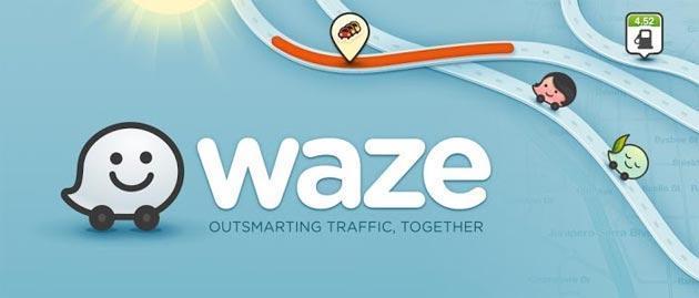 Waze 4: nuova grafica, minor consumo batteria e condivisione