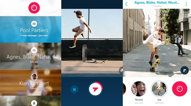 Skype Qik 1.4: ora si condivide con tutti, ovunque