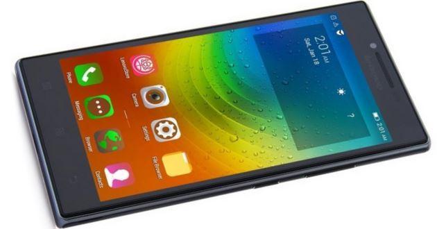 Lenovo P70, nuovo Android con batteria da 4000 mAh per 34 giorni di Stand-by