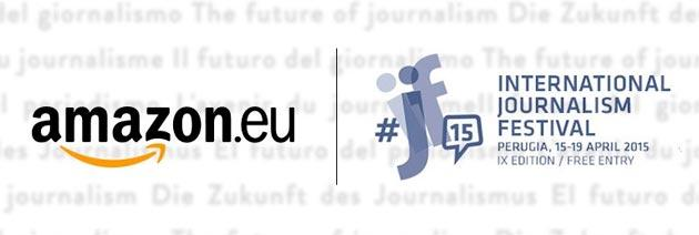 Scholarship, Amazon per il Festival Internazionale del Giornalismo