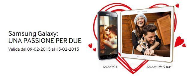 Samsung, Una Passione per due: un secondo Galaxy a meta' prezzo