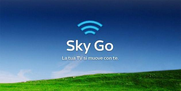 Sky Go arriva su Samsung Galaxy Tab S