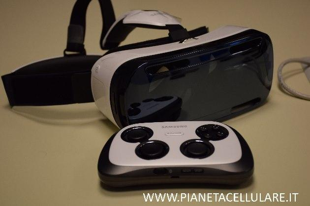 Samsung Gear VR by Oculus, video anteprima e prime impressioni