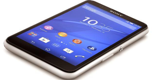 Nuovo Sony Xperia E4: 5 pollici, Android Lollipop e prezzo Competitivo