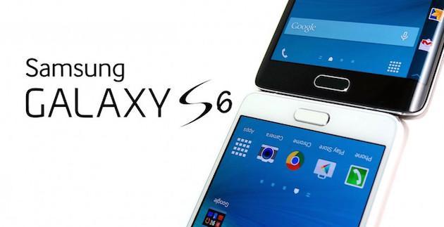 Galaxy S6 ed S6 Edge compaiono nel sito ufficiale di Samsung