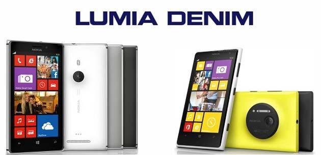 Lumia 1020 e 925 ricevono Denim in Europa