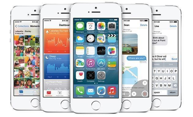 Apple: 7 su 10 dispositivi eseguono iOS8