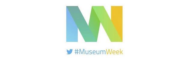 Twitter MuseumWeek 2015 dal 23 al 29 marzo