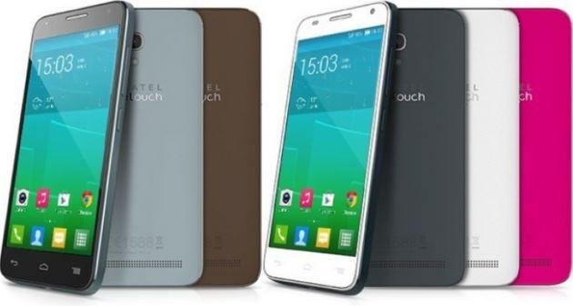 MWC: Alcatel presenta i nuovi One Touch Idol 2