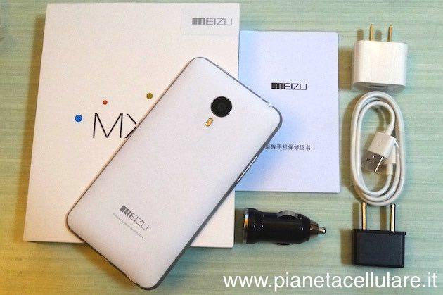 Meizu MX4 Silver Edition, video recensione MX4 Silver Edition