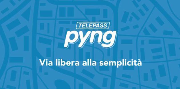 Telepass Pyng, la sosta si paga con lo smartphone