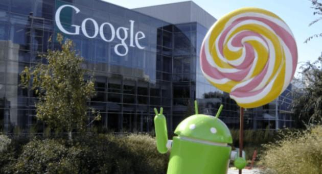 Android Lollipop risulta piu' stabile di Apple iOS 8