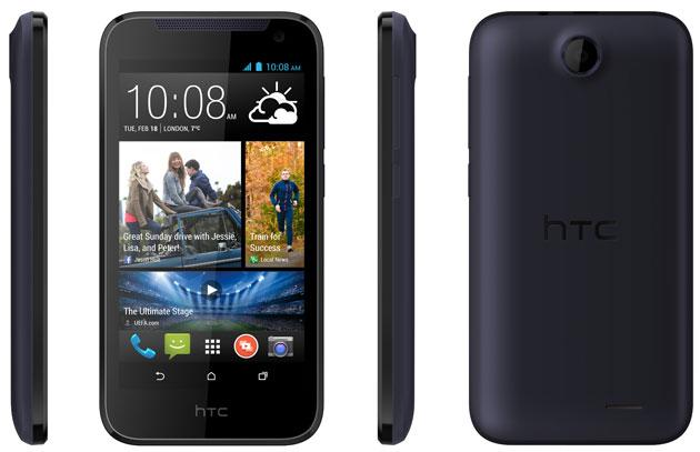 HTC Desire 310, nuovo smartphone entry level