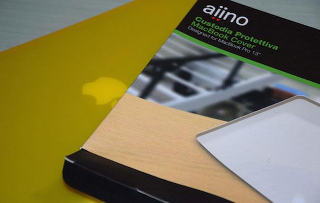 Cover Apple MacBook by AIINO, la nostra video recensione