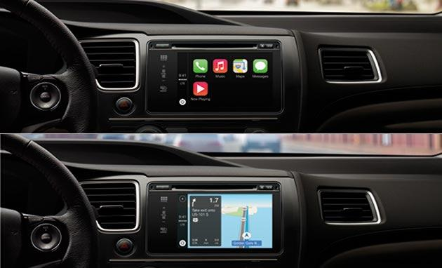 CarPlay, Apple integra iPhone in Auto